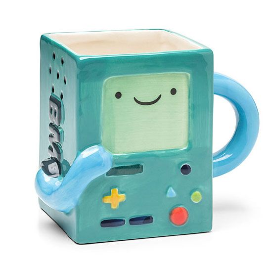 Adventure Time 3D BMO Mug $14.99