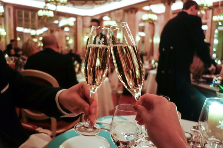 The Londoner » Putting On The Ritz