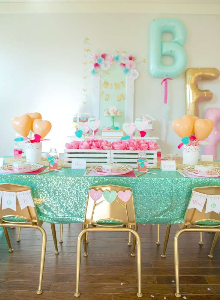 Galentine\u0027s Party Valentine\u0027s Day Party Ideas & 539 best Table Settings images on Pinterest | Birthdays 16th ...