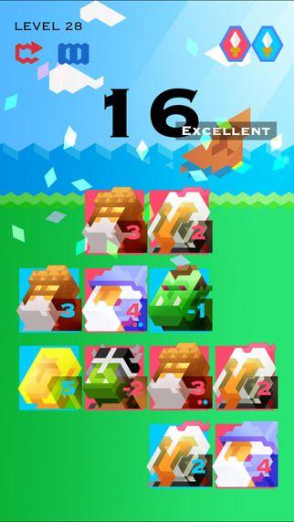Leg·end·ar·y particlemade 멋진 그래픽의 퍼즐 두뇌 게임