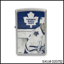 Zippo Toronto Maple Leafs Lighter  $35  #thingsengraved #thingsengravedgifts
