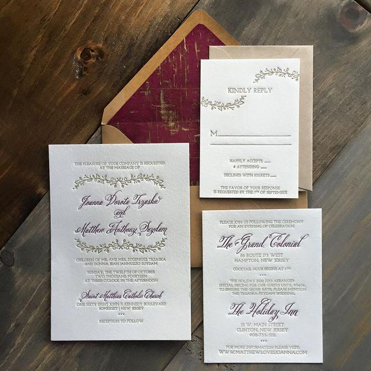 Custom Invitations New Jersey