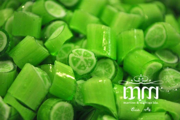 Rebuçados artesanais sabor a limão www.martinsemartins.com