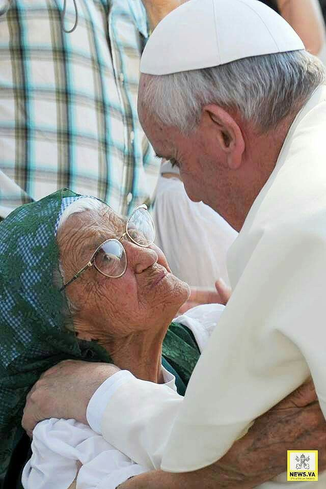 Pope Francis: where the elderly are not honoured, there is no future for the young