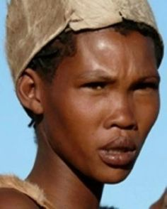 The Khoi people of Africa. The Japanese ancestors