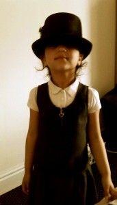 Mimi i jej magiczny kapelusz, fot. Ż. Bereza #konkurs #4poryroku #dominikanie