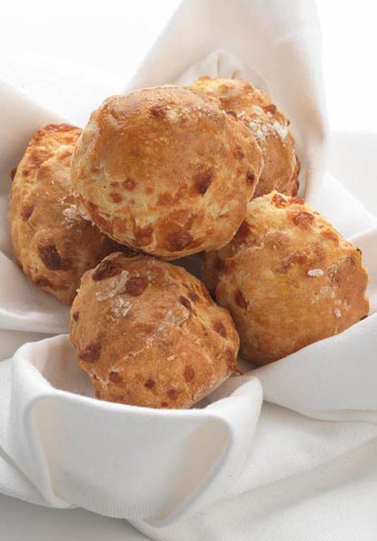 Cheese scones - Daniel Clifford.  Create your own using this simple to follow cheese scone recipe, which is great to make for picnics, breakfast or brunch, or just for a nice snack.
