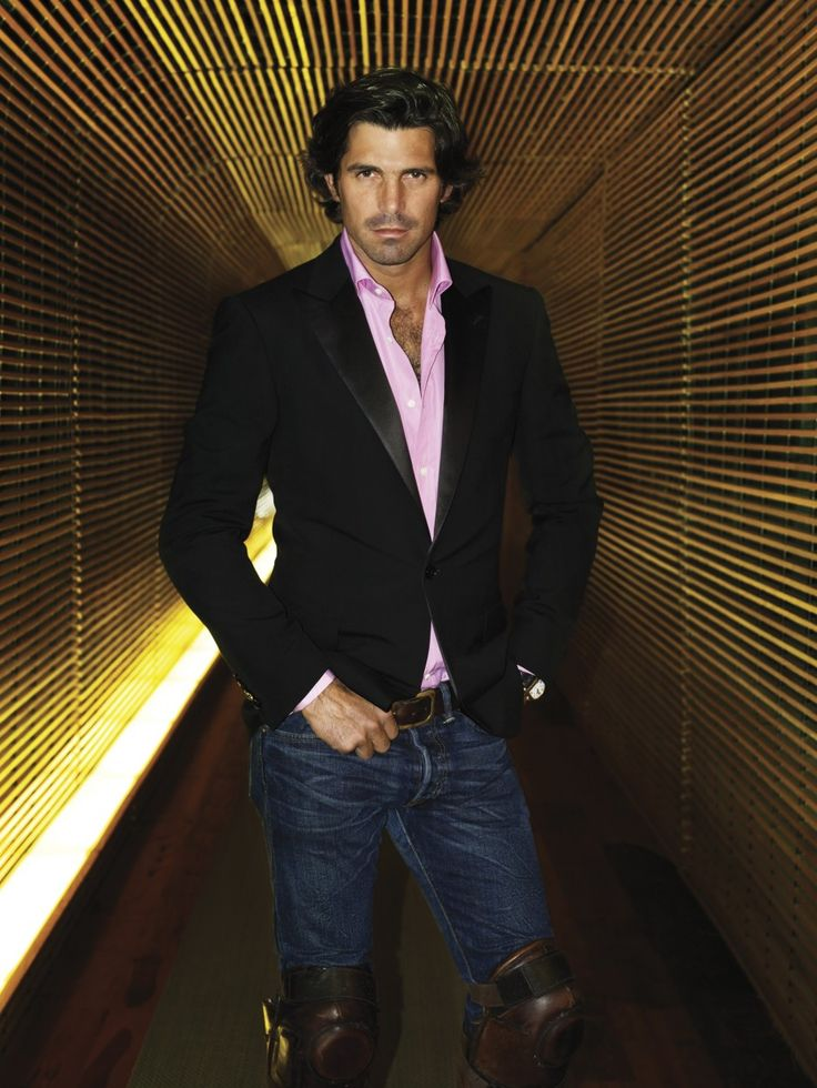 Nacho Figueras.... Just...just stop!!! Mercy on my soul!
