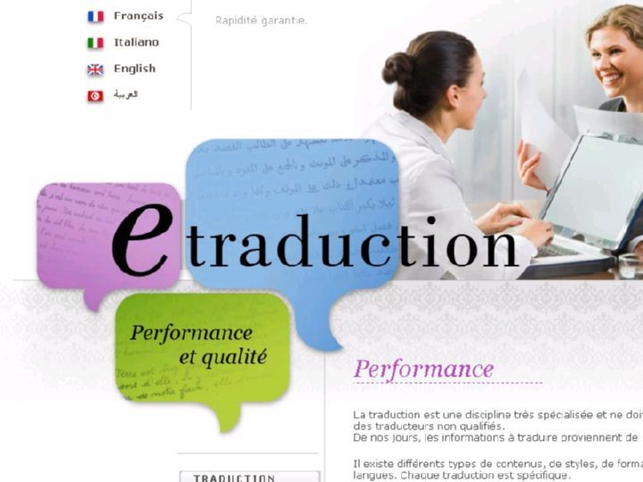 E traduction, traducteur professionnel : traduction,  traducteur,  italien