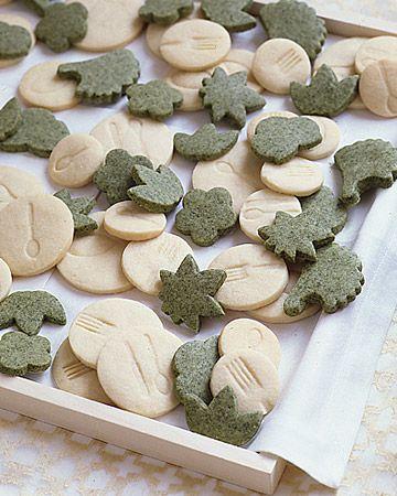 shower tea bridal showers bridal luncheon green tea cookies shortbread ...