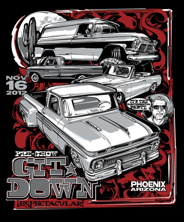 57 Best County Down Images On Pinterest: 1075 Best Images About Hot Rod Art On Pinterest