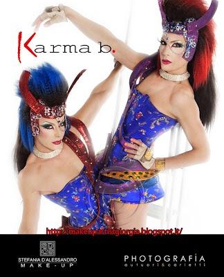 Intervista ai Karma B in collaborazione con Stefania D'Alessandro