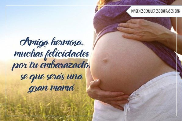 Embarazada Frases Mujer Para