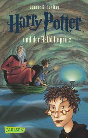 20 best bibliothek images on pinterest word reading 10 years harry potter und der halbblutprinz harry potter bd6 fandeluxe Gallery