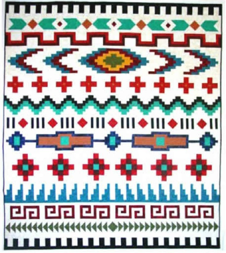 Image result for navajo style quilt