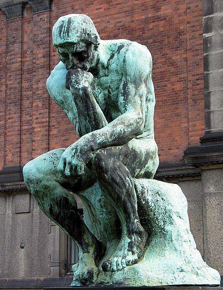 Auguste Rodin - El Pensador