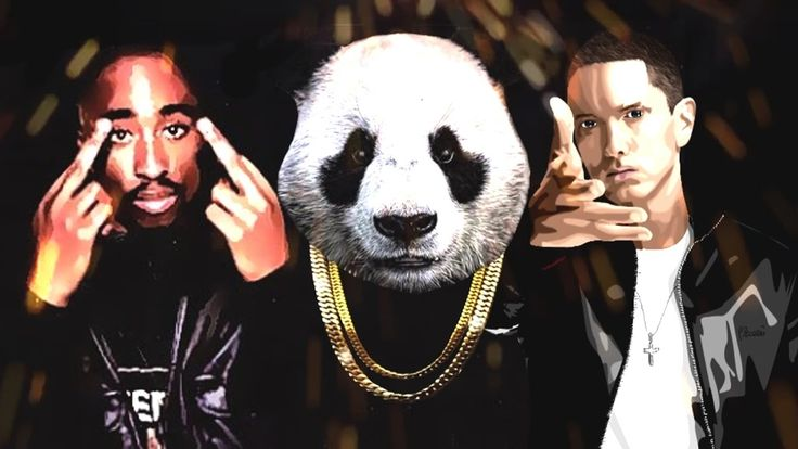 Eminem & Desiigner - PANDA (feat. 2Pac) (NEW Song) | 2PAC STILL ALIVE (2...