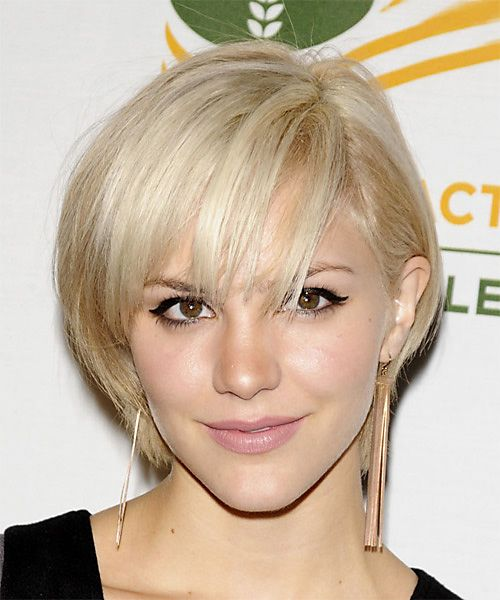 Very Short Haircuts with Bangs for Women | 2013 Short Haircut for Women