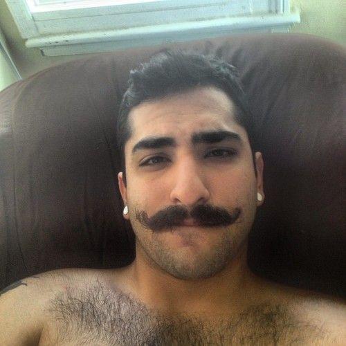 Stache on Pinterest   Handlebar Mustache, Haircuts and Barbers