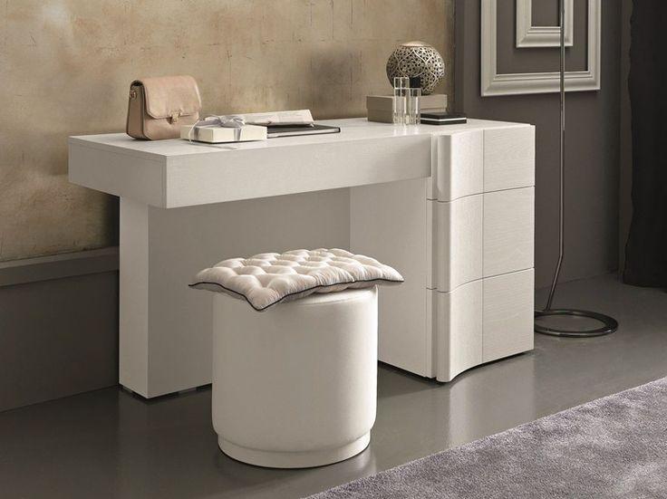 Mobile toilette in frassino Collezione Armonia Night by SMA Mobili