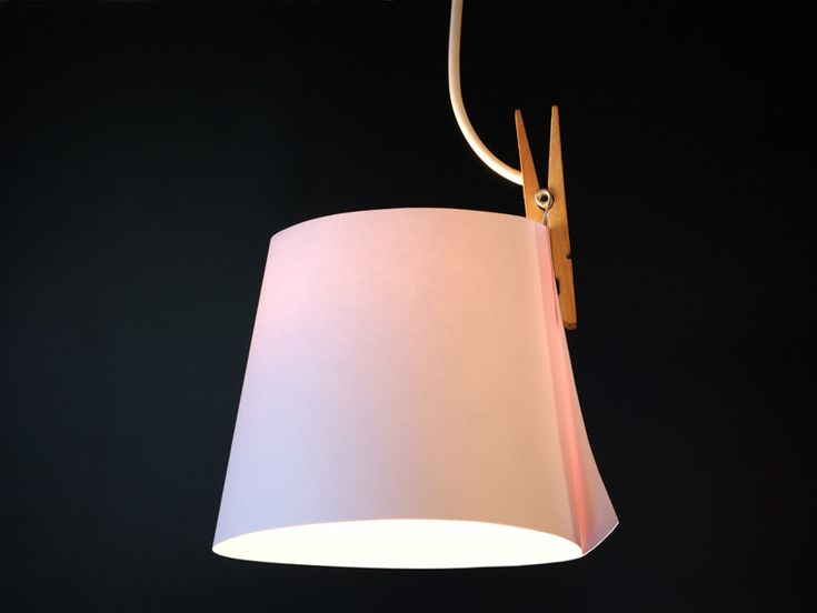ไอเดียโคมไฟเก๋ๆกับ It's only paper moon lamp จาก ไอเดีย.com