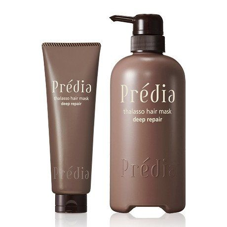 KOSE Predia Thalasso Hair Mask Deep Repair