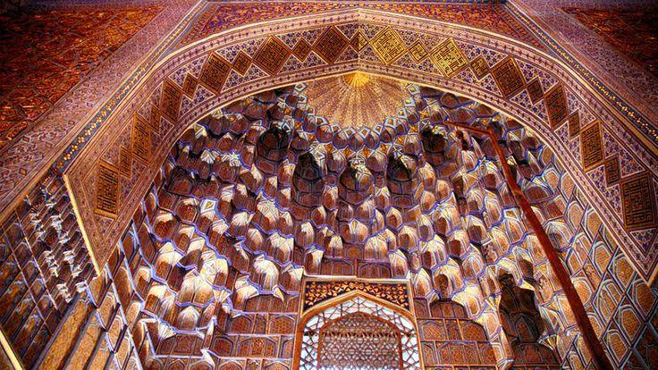 Reiseangebot Usbekistan im Herzen von Zentralasien in der Gruppe ✓ Taschkent, Samarkand, Buchara, Xiwa ✓ Routen von Marco Polo + Alexander dem Großen
