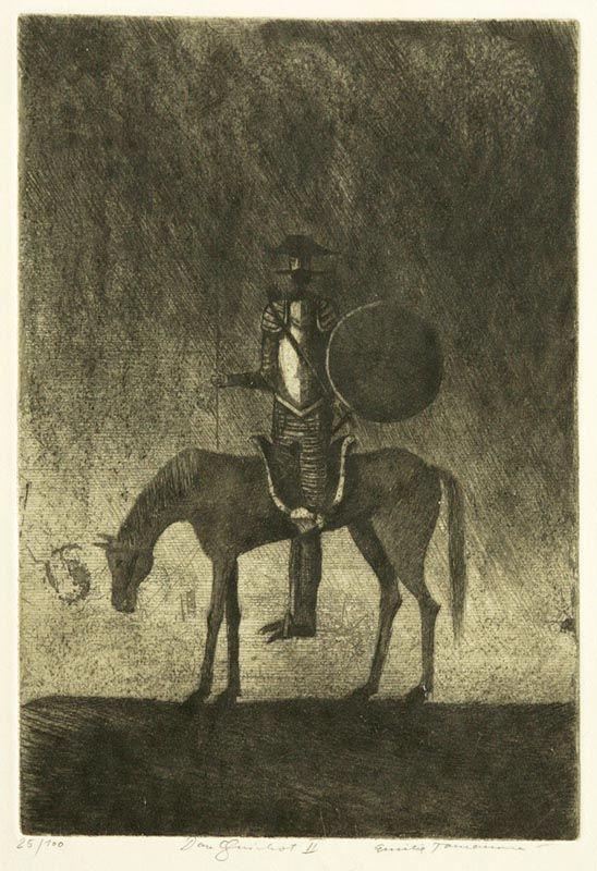 Emilie Tomanová,  Don Quichote II
