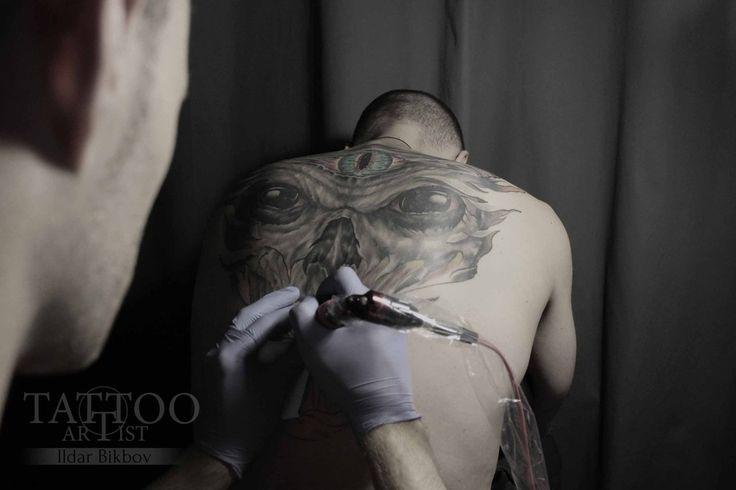 Первая татуировка? Руководство начинающим от тату мастера | Студия татуировки Ильдара Бикбова