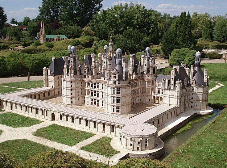 Parc de France Miniature, Élancourt ( Yvelines )