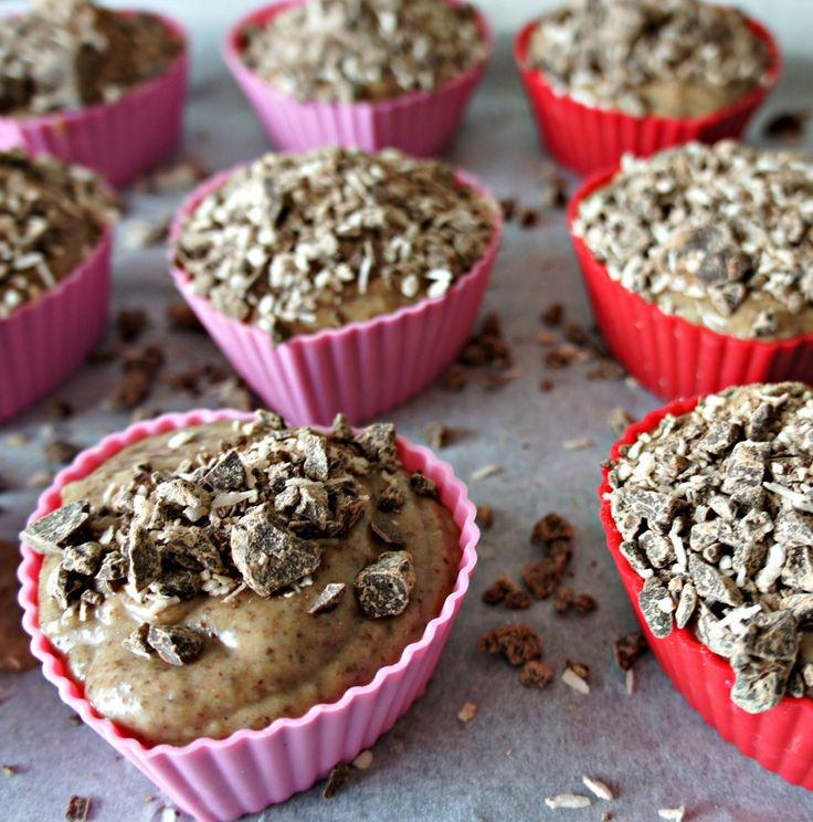 Sunde chokolademuffins – opskrift på glutenfrie muffins