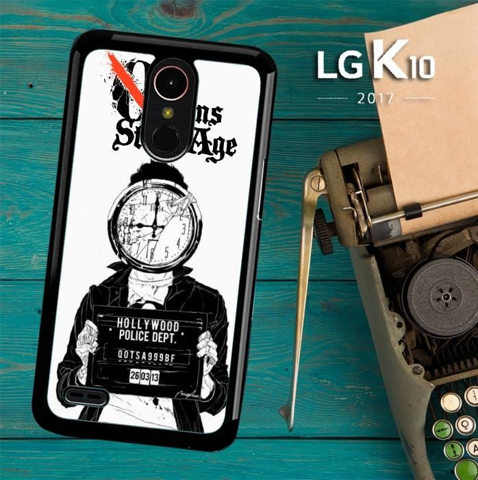 Queen Of The Stone Age W3829 LG K10 2017 / LG K20 Plus / LG