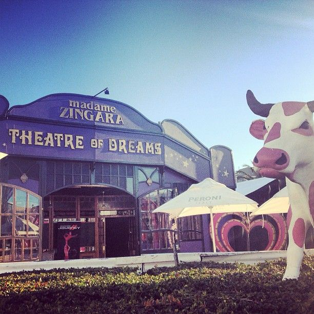 Madame Zingara's Theater of Dreams