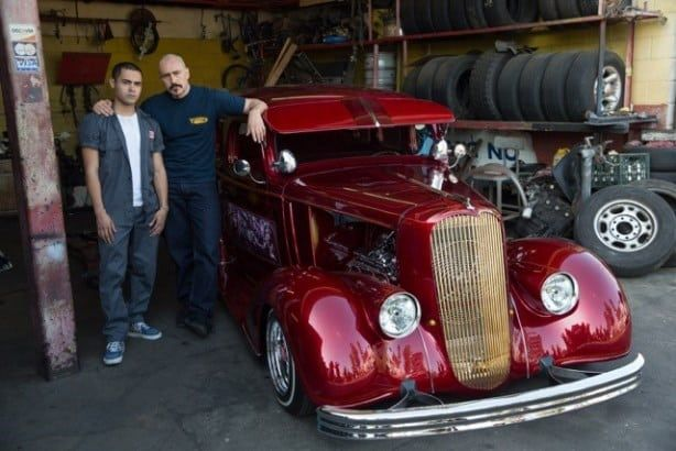 Summer Movie Preview - LOWRIDERS