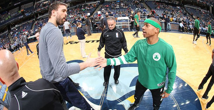 Report: Celtics Could Eventually Target Marc Gasol