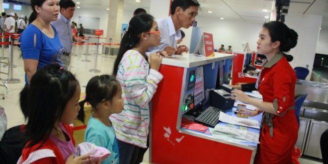 Giá vé máy bay của trẻ em tính như thế nào ?
