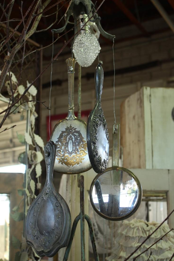 105 best vintage mirrors images on pinterest frames mirror vintage mirror mobilechandelier arubaitofo Choice Image