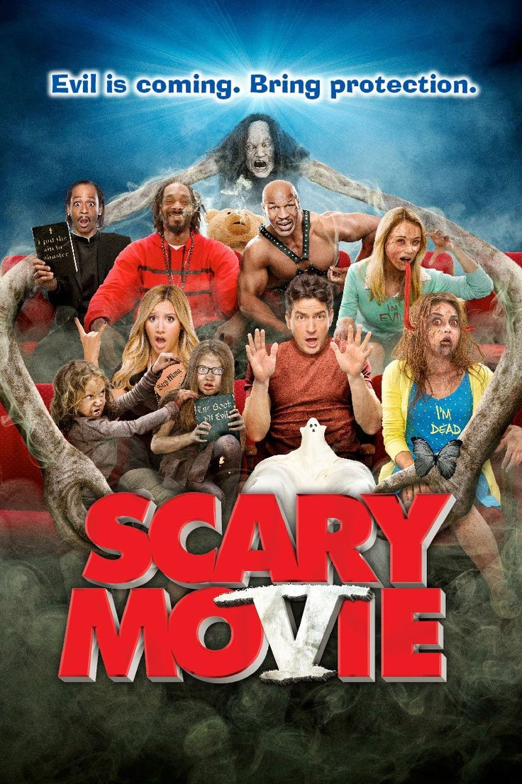 Scary Movie 5 - Rotten Tomatoes