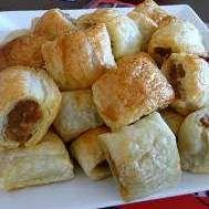 Tasty Sausage Rolls