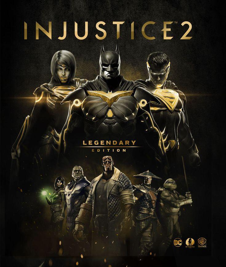 """[#Videojuegos] """"INJUSTICE 2: Legendary Edition"""" #WarnerBros. y #DCEntertaiment han anunciado el #Injustice2LegendaryEdition para el 27 de marzo, disponible para PlayStation4, PlayStation4 Pro, Xbox One, Xbox One X y PC a través de Steam y la Microsoft Store. Ver más en #NeerksTV"""