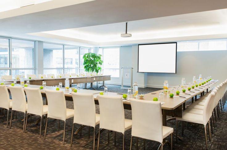 Salon Crescent #uShape #meeting #conference #eventprofs #montreal