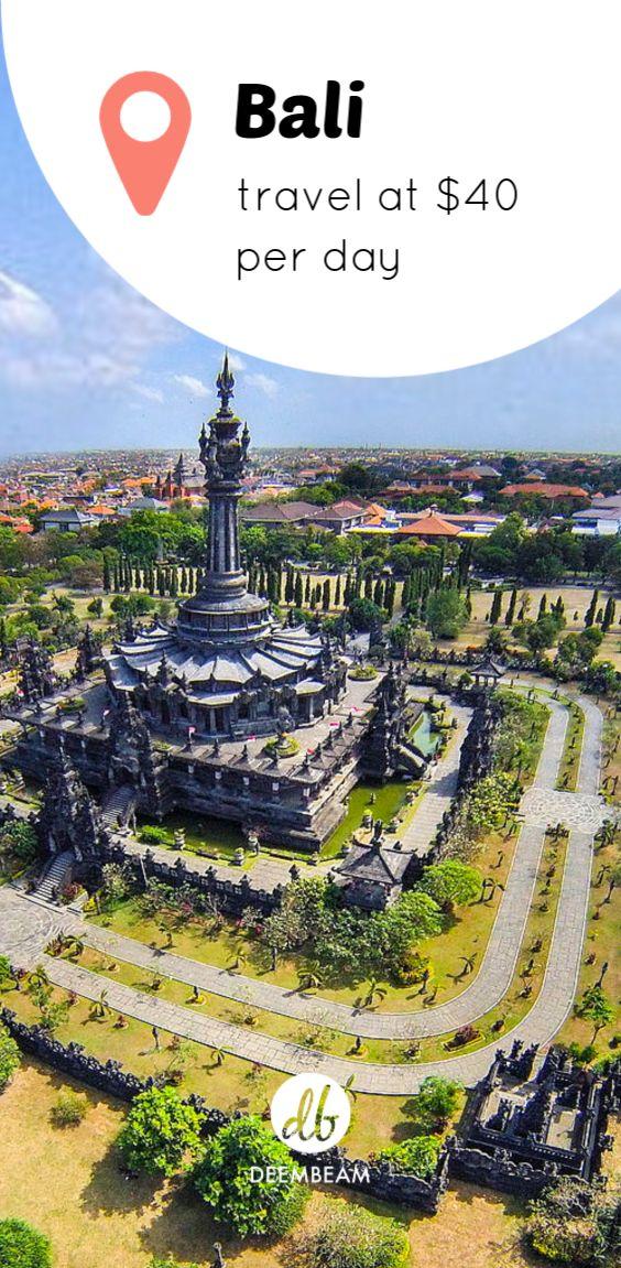 Wie man nach Bali zu 40 $ pro Tag reist   – Deembeam – Travel {Group Board}