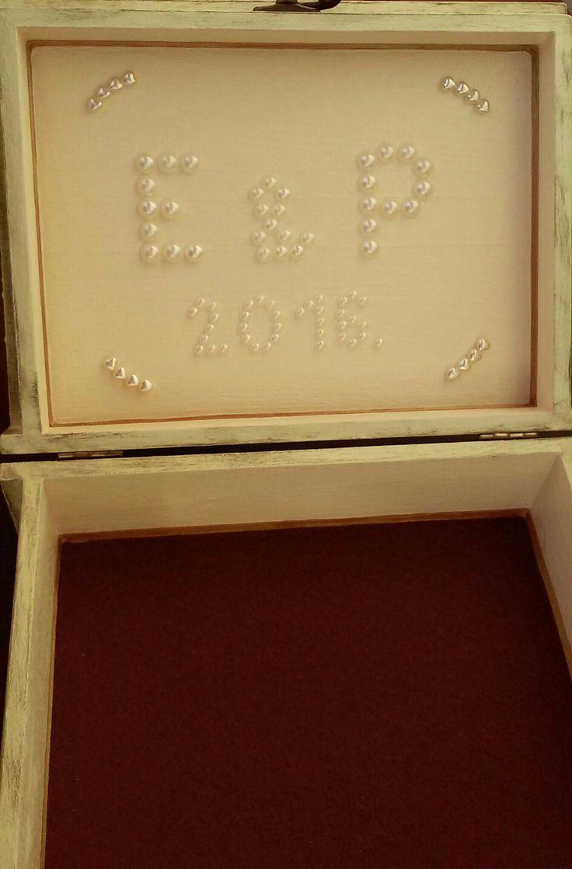 Esküvői doboz