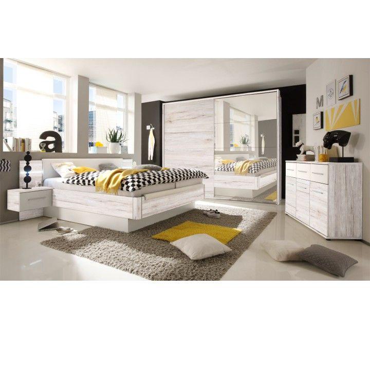 Potrebujete vymeniť, alebo zariadiť miesto Vášho oddychu? Pre dokonalý pokojný spánok Vám Nábytok Tempo Kondela ponúka luxusnú spálňovú zostavu KENTUCKY.