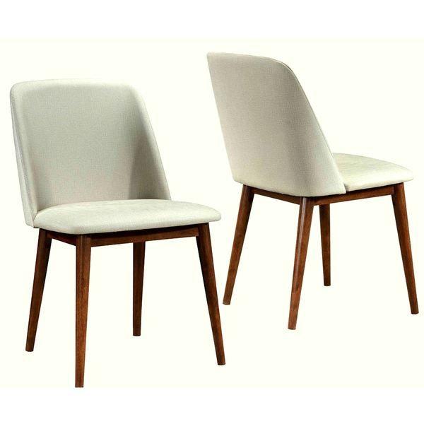 Soho Mid Century Modern Upholstered Dining Chairs  Set of 2 635 best Mid Century Modern Chairs images on Pinterest   Chairs  . Mid Century Modern Chairs Overstock. Home Design Ideas