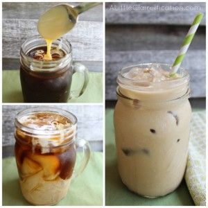 Easy and delicious Vietnamese Style Iced Coffee Recipe ALittleClaireification.com  #GreatTaste