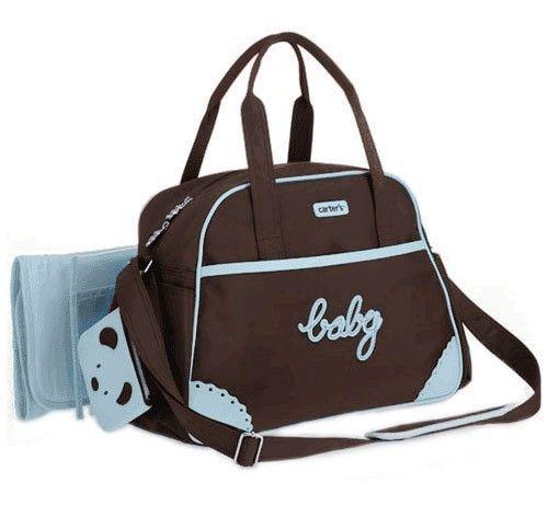dribbleanddrool - Bowling Style Nappy Bag - Blue, $30.00 (http://www.dribbleanddrool.com.au/bowling-style-nappy-bag-blue/)