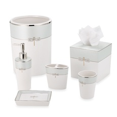 Lovely Kate Spade New York Dragonfly Bathroom Set