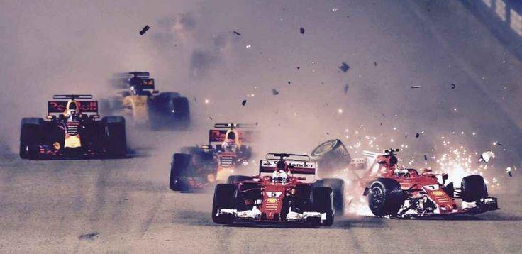 Formula 1 - Singapore, l'errore è di Vettel: si è preso troppi rischi #formula #1 #singapore #ferrari #vettel