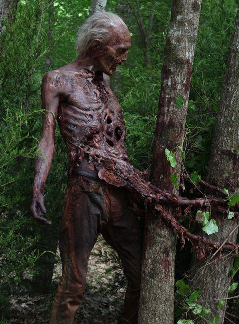 The Walking Dead Season 6 Zombie